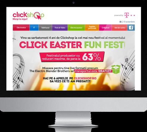 Clickshop Click easter fun fest 1
