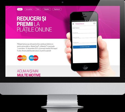 E-bill campaign for Telekom 1