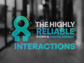 INTERACTIONS rămâne THE HIGHLY RELIABLE AGENCY