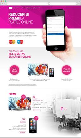 E-bill campaign for Telekom 2
