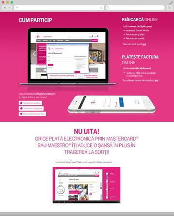 E-bill campaign for Telekom 3