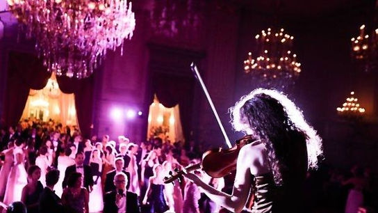 violoniste animation bal soirée dansante