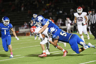 Apaches' second half downs Coyotes