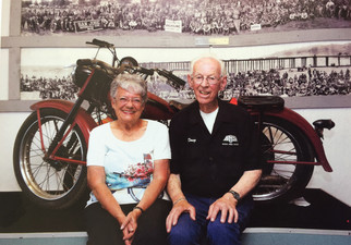 Motorcycle patriarch's life to be celebrated