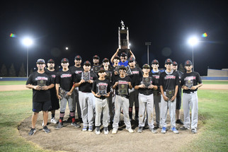 Camacho Tire scores late for Babe Ruth title