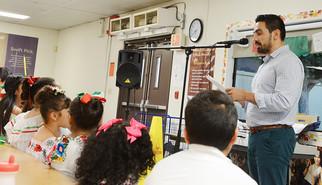 Locals celebrate Hispanic heritage
