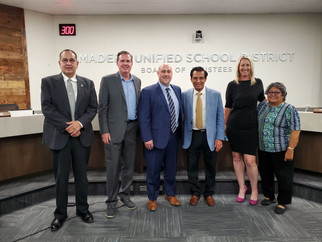 MUSD receives a huge land donation
