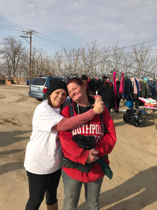 Woman fights to help the homeless recover