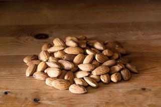 Almonds help us celebrate in good health
