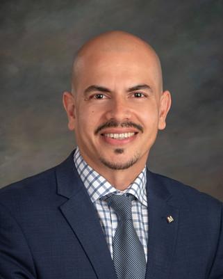 College president chosen for fellowship