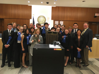 Yosemite High School wins 2020 Mock Trial