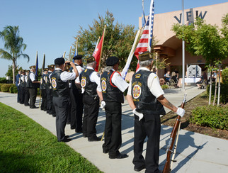 VFW lays unclaimed vets' remains to rest