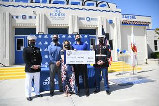 Madera student receives $180K scholarship