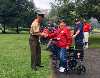 Madera veterans take to the skies in Honor Flight
