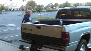 Madera Police searching for burglar caught on camera