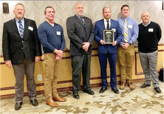 Large scale Chowchilla water project receives Project of the Year award