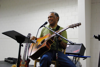 Service for Madera musician Oklin Bloodworth to be held Friday
