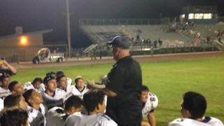 Stallions Cook up first win for head coach