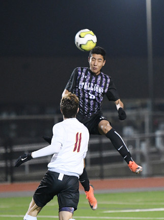 Vasquez leads Stallions to non-conference win