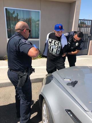 Drugs, gun taken off streets