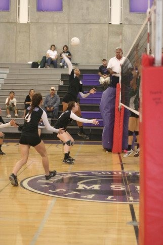 Stallions hold off Reedley; Williams sets school record for kills