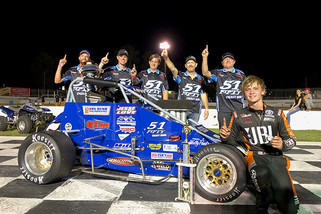 Love finds Gerhardt Classic victory lane