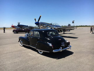 Gathering of Warbirds reunion to celebrate D-Day anniversary