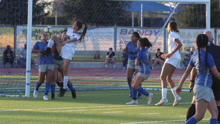 Defense not enough for girls soccer team