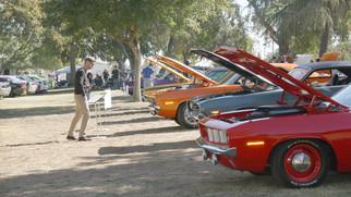 Mopar Car Club show raises money for charities