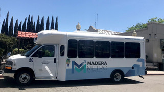 New Madera Transit Center opens with vision for future