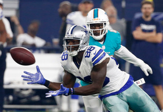 Cowboys WR Dez Bryant out after concussion in practice