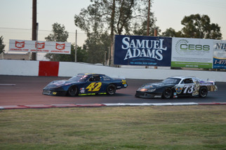 Erickson edges out Tyler in Late Models