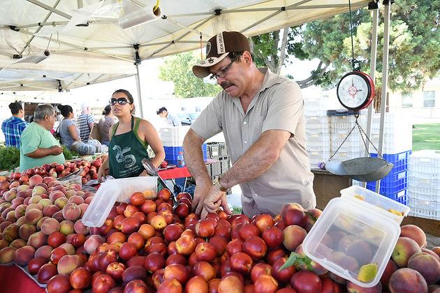 Farmers market closing its season Thursday