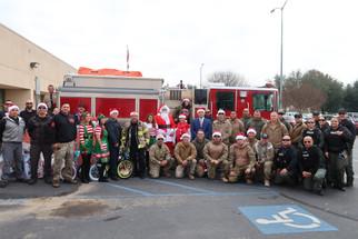 CCWF brings holiday cheer