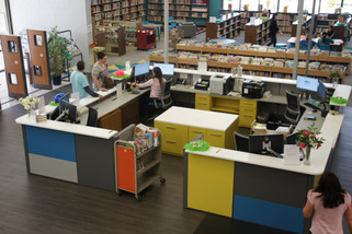 County library 'reimagines' itself with update