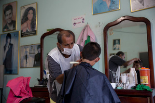Wounds heal slowly in Colombian town engulfed by rebels
