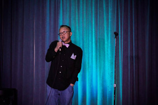 Comedy show coming to ApCal on April 21