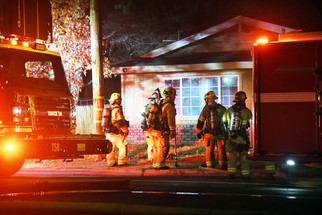 Family loses house in fire