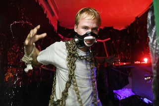 Interact invites public to haunted house venue
