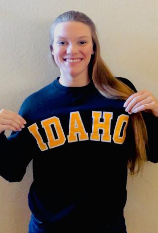 Swimming record breaker heading to University of Idaho
