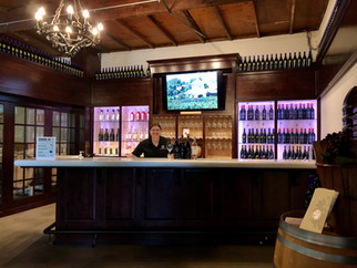 Wine trail tasting rooms open