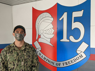 Madera Native serves at Commander, Task Force 71/Destroyer Squadron 15