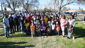 Madera turns out for celebration