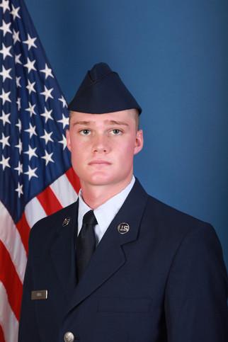 Airman graduates from Basic