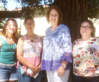 P.E.O. Chapter VO of Madera grants scholarship to Chowchilla woman