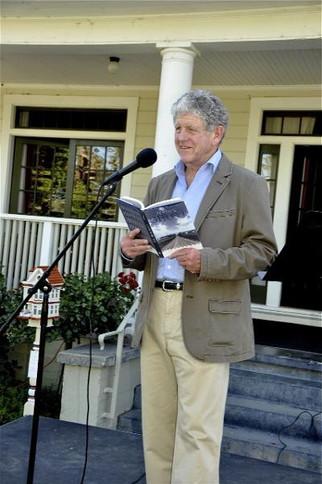 New Frank Bergon book unveiled
