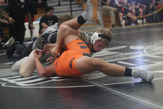 Liberty hosts annual Mad Ranch Duals