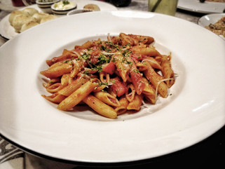 Treat yourself to some pasta