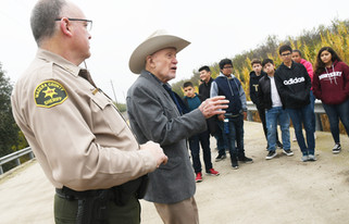 Chasing the Chowchilla Kidnappers: Dixieland students writing the story