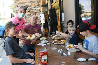 Outdoor dining becomes a necessity for Madera